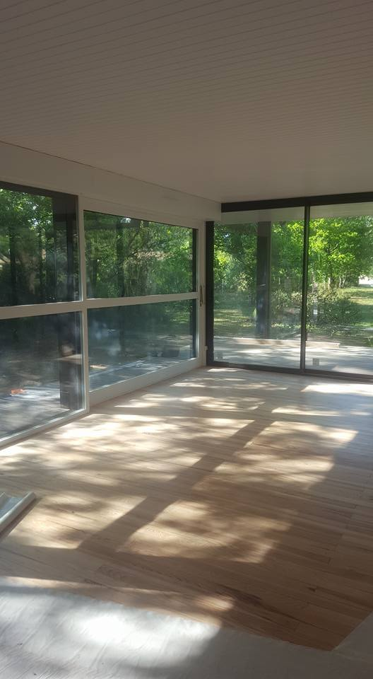 Rénovation sols et plafonds et vitrerie