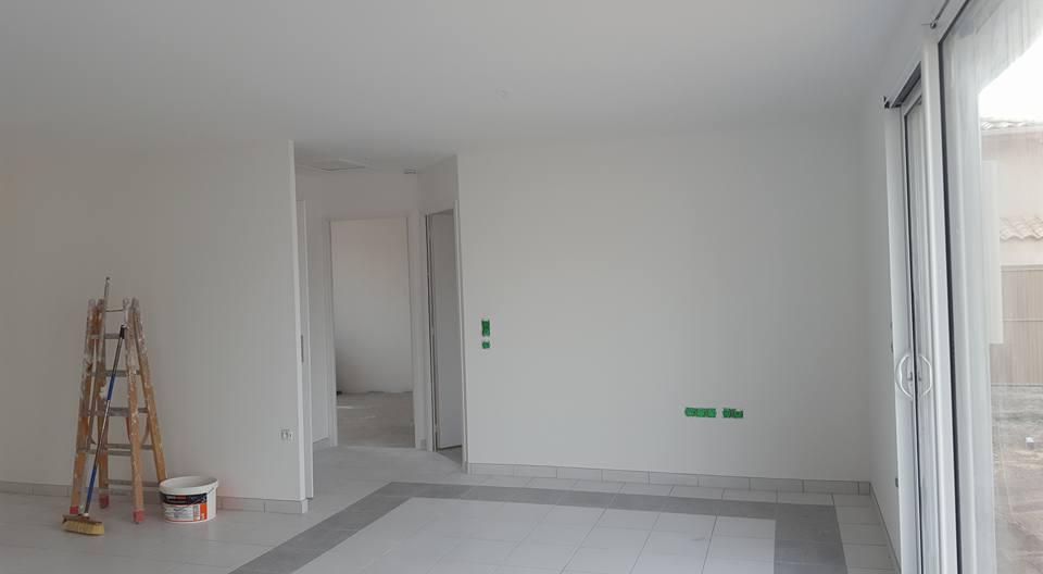 Rénovation maison neuve et peinture